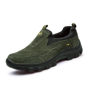 Hommes Sprot chaussures de course lacent chaussures de sport occasionnels en plein air