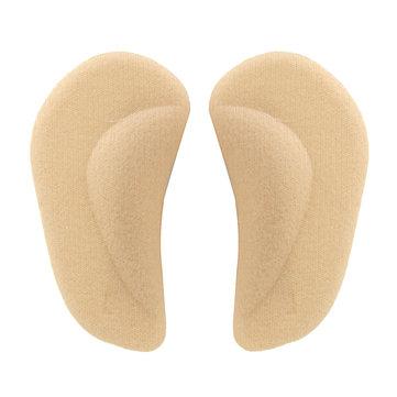 Kid enfant pieds plats soutien de voute plantaire orthétique tampons semelle de chaussure de silicone