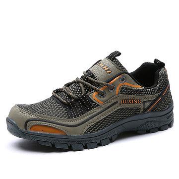 Hommes& Manteaux& résistants& à& l'usure& Chaussures de sport confortables en plein air
