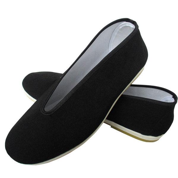Chinois kung fu martial art ninja traditionnel coton semelle des chaussures de tai-chi