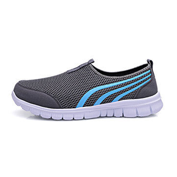 Chaussures de Sport Unisexes Chaussures de Filet Confortables Respiratoires Athlétiques à l'Extérieures
