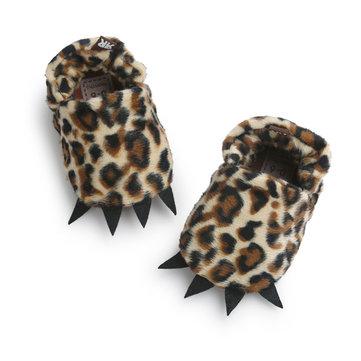 Monstre patte chaud en peluche doux hiver bébé premières chaussures de marche