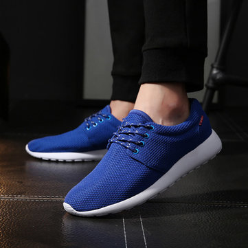 Taille nous 6.5-10.5 lacent athlétiques chaussures de sport respirant chaussures de marche en plein air