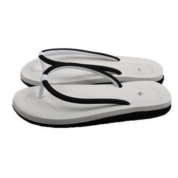 Les femmes de la mode Casual Flip flops été pantoufles de sandales de plage chaussures d'été