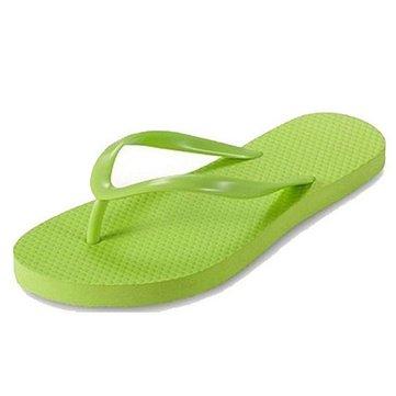 Femmes pantoufle plat plage chaussures maison confortable pantoufles tongs chaussures d'été