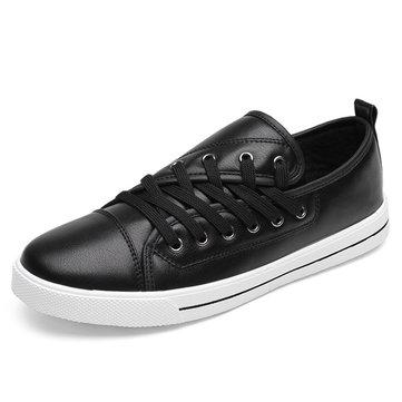 Lacer semelle des chaussures de sport respirant doux marchant baskets casual
