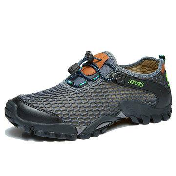 Men& Engrener& Anti& Collision& Toe& Randonnée Escalade Outdoor Athletic Shoes