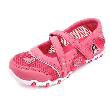 2016 nouvelles chaussures fille sandales enfants d'été enfants maille respirante chaussures de plage