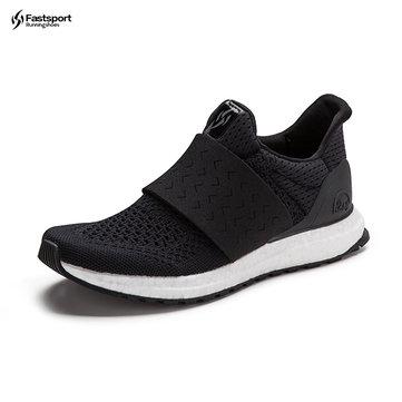 Fastsport chaussures de sport unisexes appartements occasionnels extérieure fonctionne chaussures de sport de mode confortable