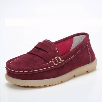 Garcons garcons doudoune douce slip sur les bottes