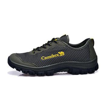 Big Size nouvelles baskets hommes d'automne lacent le sport marche chaussures de course occasionnels&