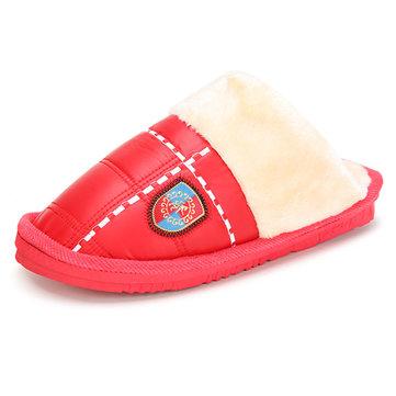 Nouvelles femmes homen d'hiver gardent coton confortable et chaleureux à l'intérieur pantoufle anti-dérapant&