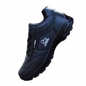 Hommes nouveaux automne et l'hiver respirant occasionnels antidérapante extérieure randonnée alpinisme PU chaussures de sport