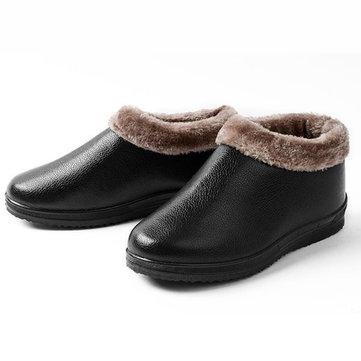 Nous taille 5-10 hiver femmes doublure de fourrure garder chaud bottes de neige en plein air