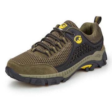 Taille us 6.5-11.5 hommes randonnée sportives chaussures de course mesh chaussures de plein air de sentiers