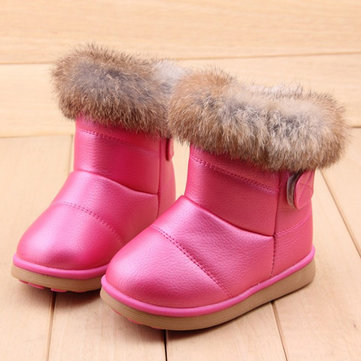 Chaussures hiver hiver