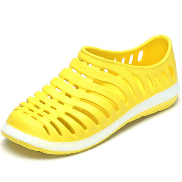 Pantoufles Sandales Colorées Arc-en-Ciel Chaussures de Plage