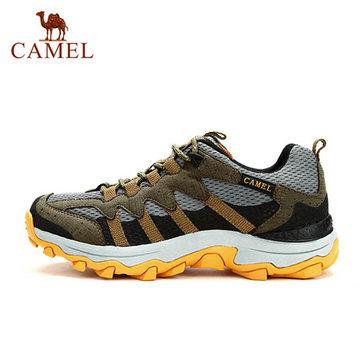 Chaussures de chameau de course extérieure résistant à l'usure des chaussures d'alpinisme chaussures de randonnée respirante