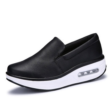 US Taille 5-10 Flats Femmes Casual Outdoor Rocker Sole Chaussures
