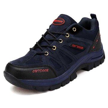 Taille us 6.5-12 hommes randonnée lacent en plein air chaussures de course de sport léger